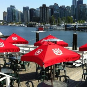 Vancouver Rowing Club deck, Jokers field hockey